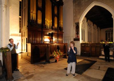 Lincoln Organ Recital Ann Page