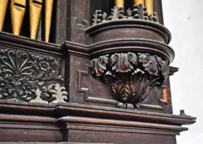 Lincoln Organ unrestored