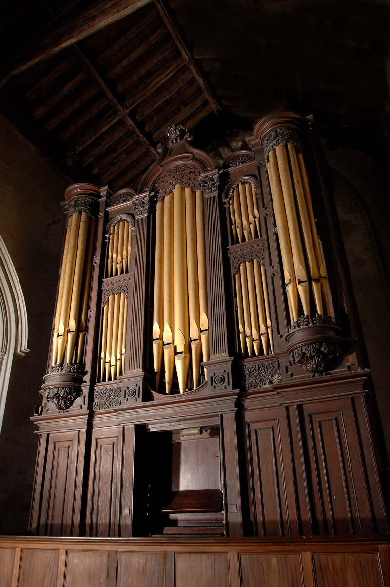 The Lincoln Organ | Thaxted Lincoln Organ
